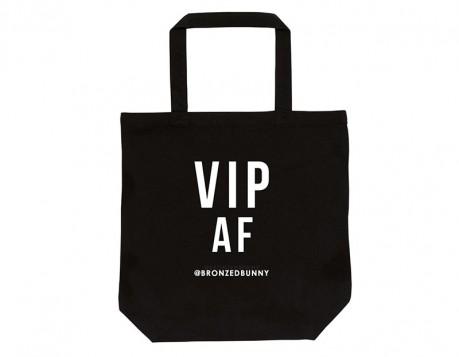 VIP AF Tote Bag