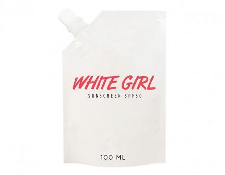 White Girl Sunscreen