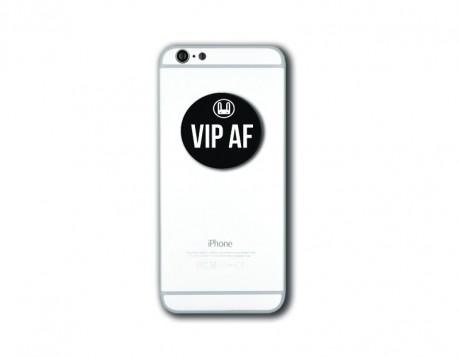 VIP AF POPSOCKETS PHONE GRIP & STAND
